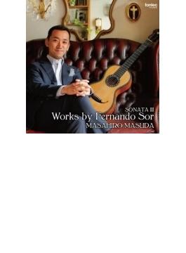 Sonata 3-sonatas For Guitar: 益田正洋