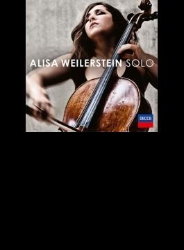 アリサ・ワイラースタイン/ソロ~コダーイ:無伴奏チェロ・ソナタ、カサド:無伴奏チェロ組曲、ほか
