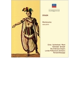 歌劇『モンテズマ』抜粋 ボニング&ロンドン・フィル、サザーランド、L.エルムズ、他(1966 ステレオ)