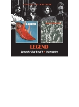 Legend (Red Boot) / Moonshine
