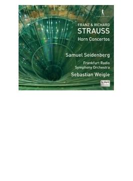 Horn Concerto, 1, 2, : S.seidenberg(Hr) Weigle / Frankfurt Rso