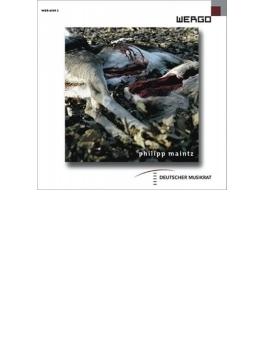 フィリップ・マインツ作品集 シャロウン・アンサンブル・ベルリン、プラッツ&モンテカルロ・フィル、他