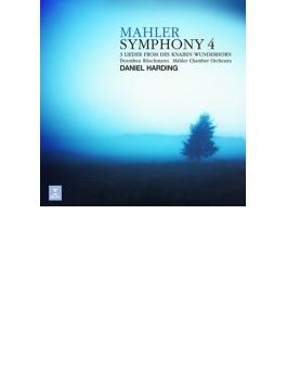 Sym, 4, : Harding / Mahler Co Roschmann +from Des Knaben Wunderhorn