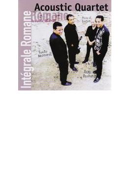 Integrale Romane Vol.7: Acoustic Quartet