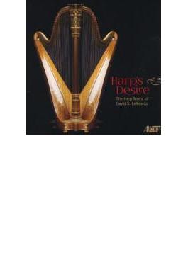 Harp's Desire-harp Works: A.thiele Cloutier Kim-sutre L.erman 篠田恵里(Hp) Etc