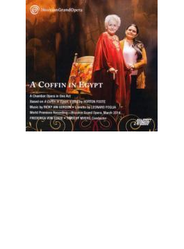 A Coffin In Egypt: T.myers / Houston Grand Opera Von Stade Matranga Duarte