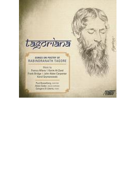 Tagoriana-songs Based On The Poetry Of Tagore: Soder(S) Busselberg(Br) Di Liberto(P)