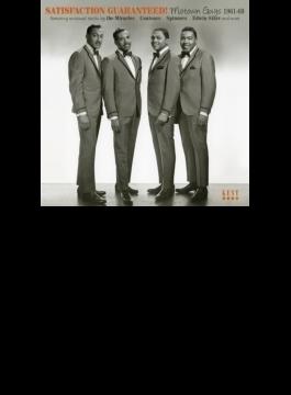 Satisfaction Guaranteed - Motown Guys