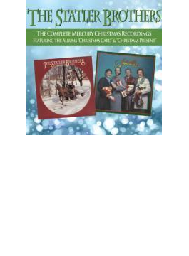 Complete Mercury Christmas Recordings Featuring The Albums Christmas Card & Christmas Present