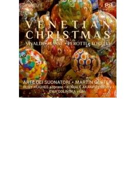 『ヴェネチアのクリスマス~ヴィヴァルディ、ハッセ、ペロッティ、トレッリ』 アルテ・デイ・スオナトーリ