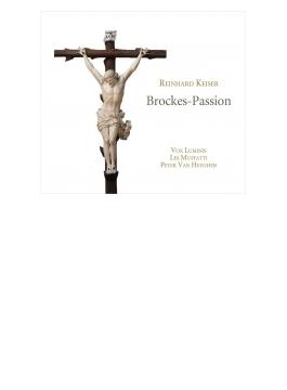Brockes-passion: Heyghen / Les Muffatti Vox Luminis Z.toth Elsacker Kooij