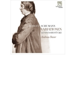 アベッグ変奏曲、幻想小曲集、主題と変奏、3つの幻想的小曲 シュタイアー(フォルテピアノ)