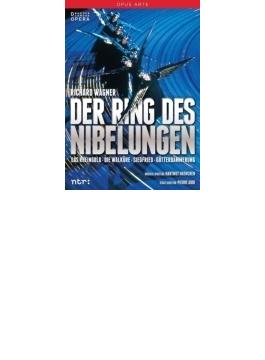 『ニーベルングの指環』全曲 オーディ演出、ヘンヒェン指揮、アムステルダム音楽劇場(1999 ステレオ)(11DVD)(日本語字幕付)