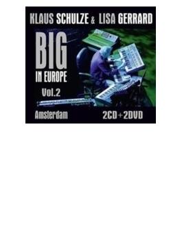 Big In Europe Vol.2: Amsterdam (+dvd)