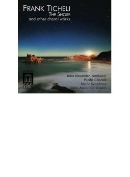 交響曲第3番『海岸』、3つの詩『星座』、大地の歌、他 ジョン・アレグザンダー&パシフィック響、パシフィック・コラール、他