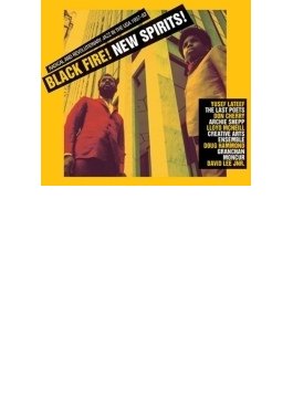 Soul Jazz Records Presents Black Fire! New Spirits!