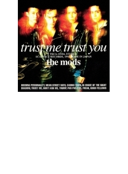 TRUST ME TRUST YOU 【HQCD】