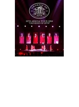 ARENA TOUR 2014 GENESIS OF 2PM 【通常盤】(Blu-ray)
