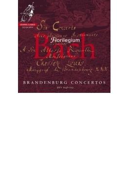 ブランデンブルク協奏曲全曲 フロリレジウム(2SACD)