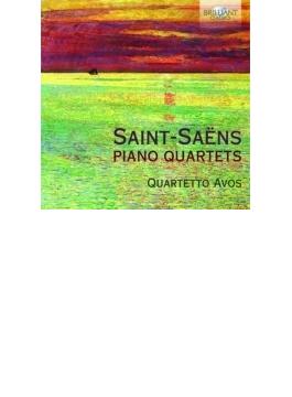 ピアノ四重奏曲集 アヴォス四重奏団