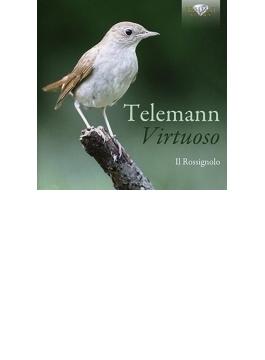協奏曲、ソナタ、『音楽の練習帳』より イル・ロッシニョーロ