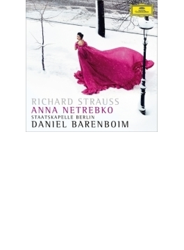 Ein Heldenleben, 4 Letzte Lieder: Barenboim / Skd Netrebko(S)