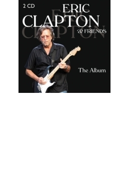 Eric Clapton: The Album Blackline Series