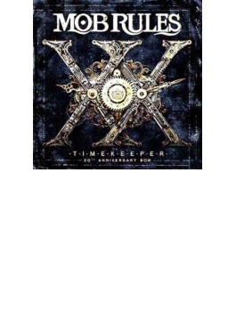 Timekeeper: 20th Anniversary Box (+dvd)