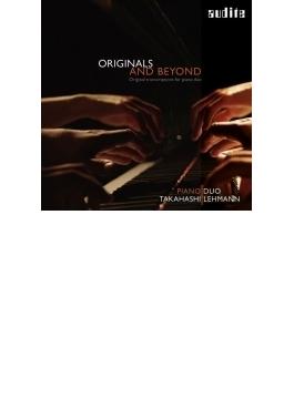 ピアノ連弾によるシューマン:交響曲第2番、ベートーヴェン:大フーガ、シェーンベルク:室内交響曲第1番 ピアノ・デュオ・タカハシ・レーマン