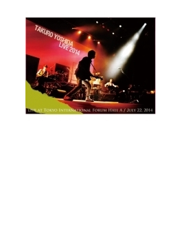 吉田拓郎 LIVE 2014 (DVD+CD)