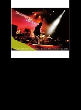 吉田拓郎 LIVE 2014 (Blu-ray+CD)