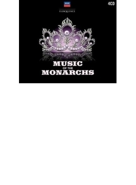 イギリス君主のための音楽(4CD)