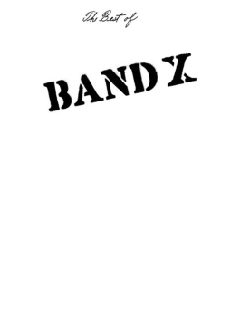 Best Of Band X