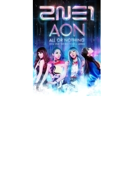 2014 2NE1 WORLD TOUR ~ALL OR NOTHING~ in Japan (2DVD)