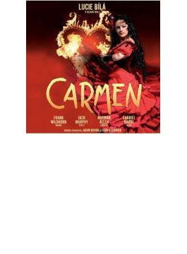 Carmen 2008 Czech Original Cast Recording