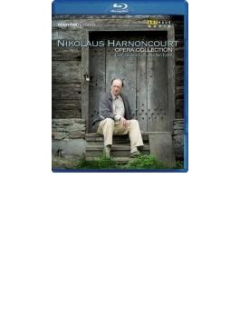 『ドン・ジョヴァンニ』全曲、『コジ・ファン・トゥッテ』全曲 フリム演出、アーノンクール&チューリッヒ歌劇場(2000、01 ステレオ)(日本語字幕付)