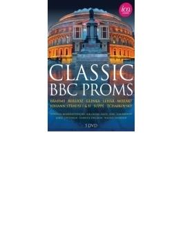 クラシックBBCプロムス(+ショルティ&シカゴ交響楽団ロンドン公演1985)(5DVD)