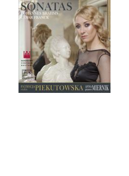 Violin Sonata, 3, : Piekutowska(Vn) Miernik(P) +franck: Violin Sonata