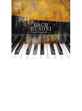 Bach Transcriptions, Piano Works: Kwiatkowski(P)