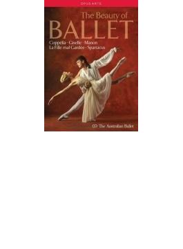 Giselle, Coppelia, La Fille Mal Gardee, Spartacus, Manon: The Australian Ballet