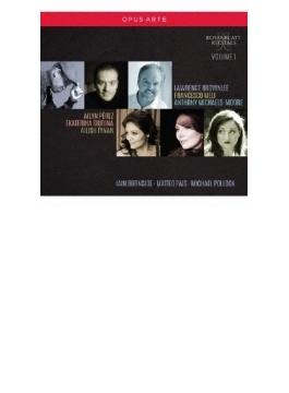 Rosenblatt Recitals Vol.1: Ailyn Perez siurina tynan(S)) Brownlee(T) Michaels-moore(Br)