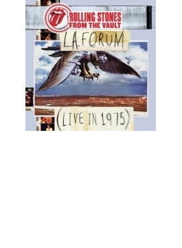 From The Vault: L.a. Forum (Live In 1975)(+DVD)