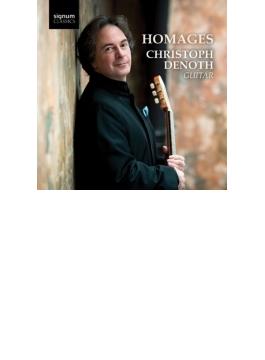 Christoph Denoth: Hamages-a Musical Dedication