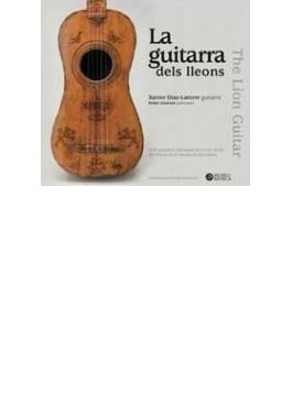 La Guitarra Dels Lleons: Diaz-latorre(G) Estevan(Perc)