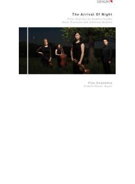 Piano Quartet, 3, : Flex Ensemble +piazzolla, Hartke: Elsbeth Moser(Bayan)