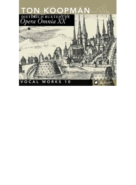 声楽作品集第10集 コープマン&アムステルダム・バロック管弦楽団&合唱団(2CD)