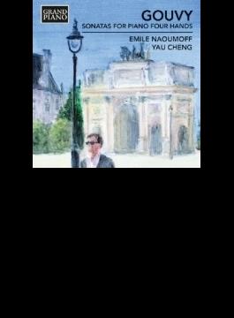 Sonatas For Piano 4 Hands: Naoumoff Yau Cheng