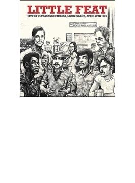 Live At Ultrasonic Studios, Long Island, April 1973