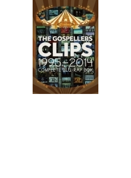 THE GOSPELLERS CLIPS 1995-2014 ~Complete Blu-ray Box~