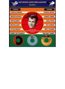 Hot Rockin' Music From Memphis Vol 2